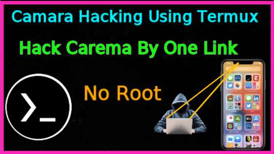 How to Hack Camera using Termux || Hack Camera By One Link | Incredible Hacker