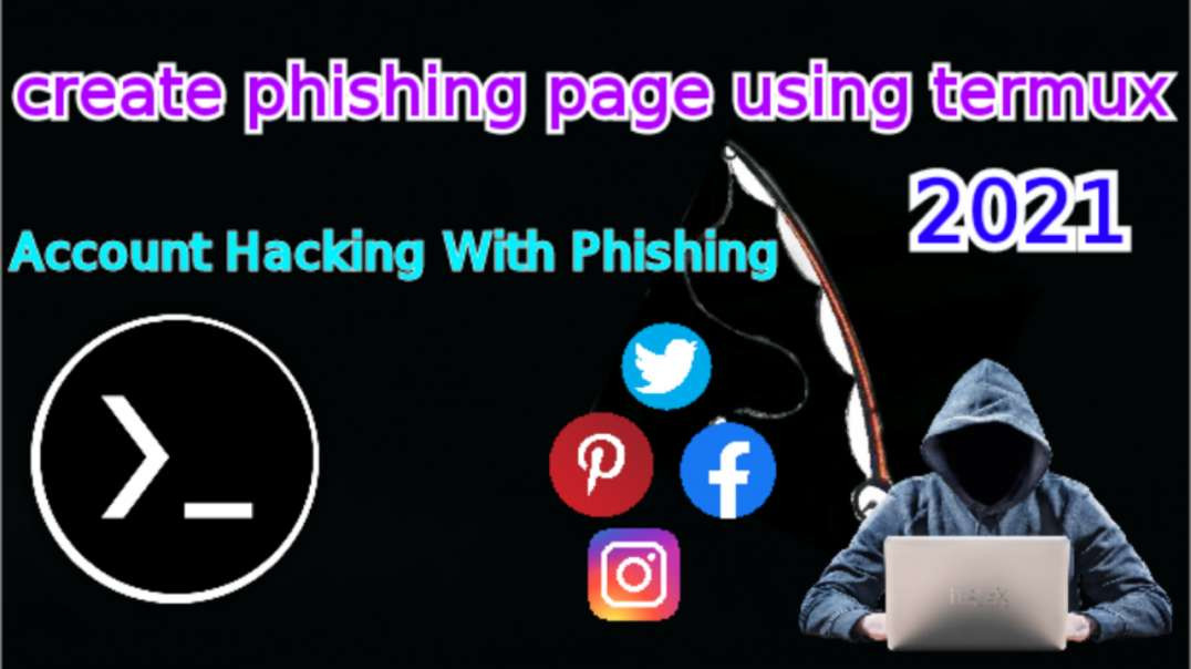 How To Create A Phishing Page Using Termux || Account Hacking With Phishing | Incredible Hacker