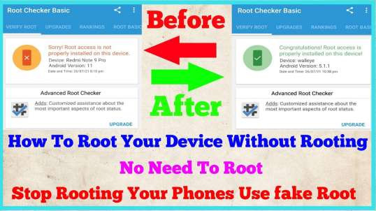 How To Get Root Access Without Rooting Your Device | Incredible Hacker