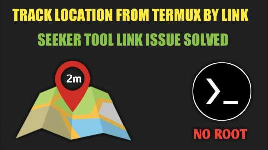 Seeker tool usage in termux all issues solved | by noob hackers
