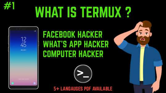 #1 Termux Beginners Tutorial Basics To Pro (No Root) | By Noob Hackers