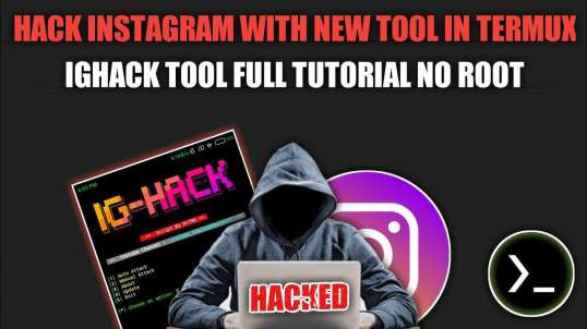 Igtool For Termux Full Tutorial (No Root) | By Noob Hackers