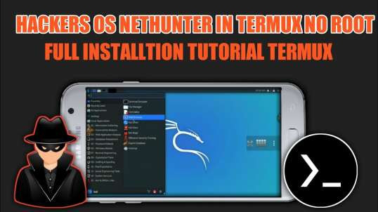 Install Nethunter In Non Rooted Device In Termux Full Tutorial | By Noob Hackers