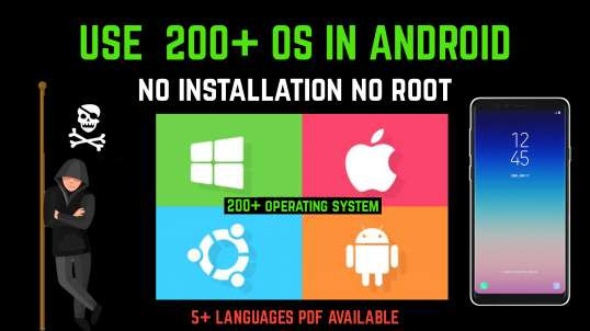 Use More Than 200 Os In Android (No Root) | by Noob Hackers