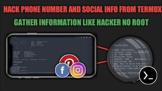 Information Gathering From Termux No Root   By Noob Hackers