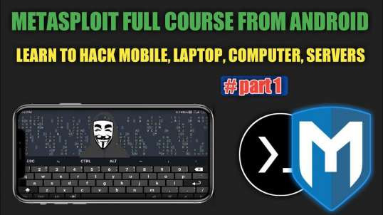 Metasploit Framework Introduction And Installtion In Termux No Root Part (1) | By Noob Hackers