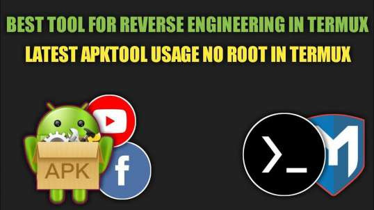 Apktool For Termux No Root Installation Tutorial | By Noob Hackers
