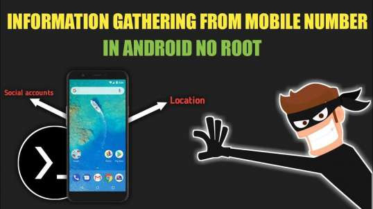 Information Gathering From Android no Root (part 1) | By Noob Hackers
