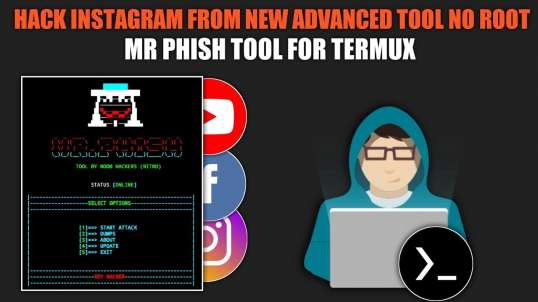 Mrphish Tool In Termux No Root Explained | By Noob Hackers