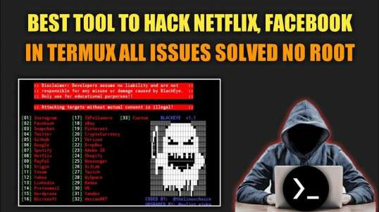 Blackeye Tool Link Not Generating Issue Solve | By Noob Hackers